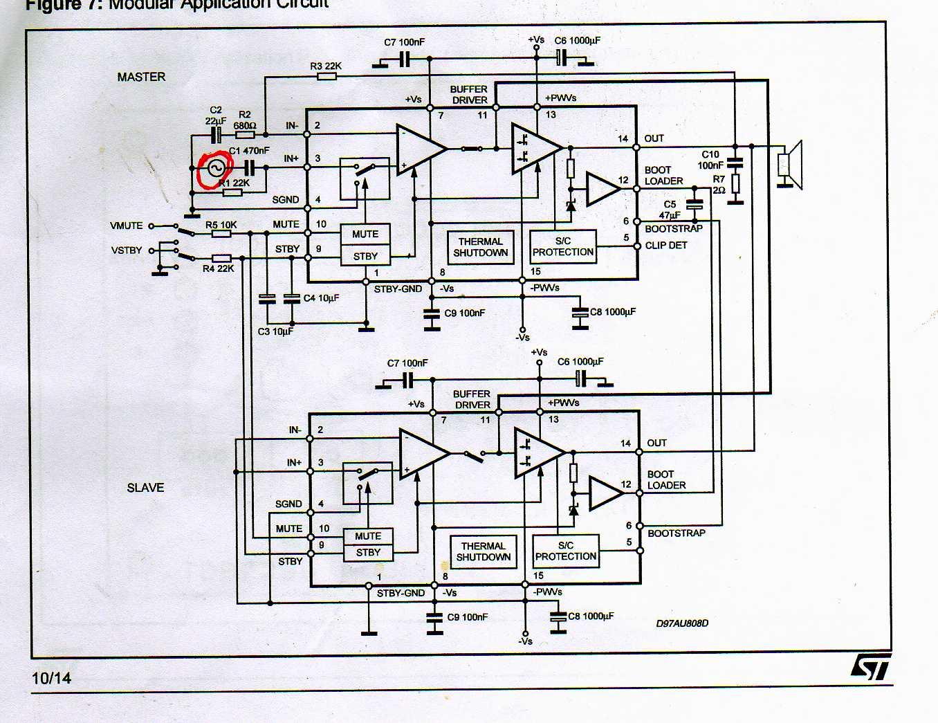 Zeichnungserklärung TDA7293 - Self-made ... - DMXControl-Projects e.V.